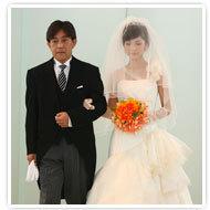 第三步,步上聖潔之道,婚禮儀式開始。